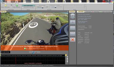 screenshot motorcycle video analysis