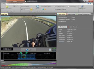 Screenshot proDAD ReSpeedr Export