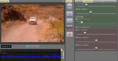 Screenshot Jeep Safari