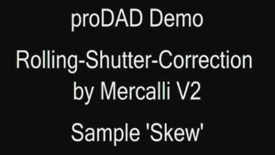 Mercalli V2 Plug Ins: Rock-steady video stabilization!