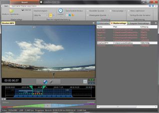 Screenshot ReSpeedr kite