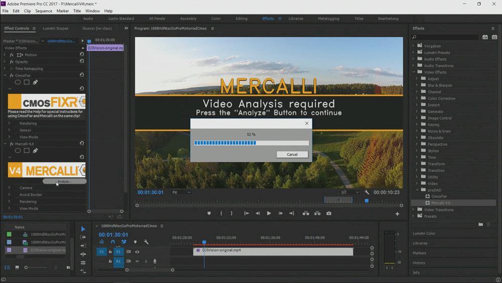 proDAD Mercalli V4 Adobe: Stabilizer+CMOS Correction ...