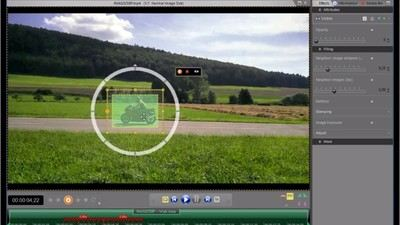 Remove unwanted objects from video - quick and easy