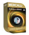 Mercalli V5 Suite for EDIUS